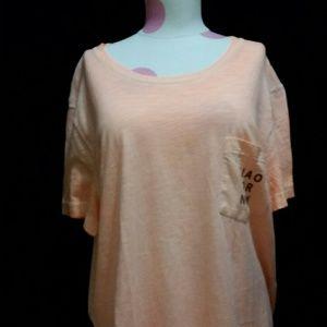 💕vs Pink T-shirt, L